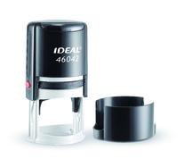 Оснастка для круглой печати с крышкой Ideal 46042 D=42 мм
