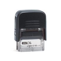 Штамп без крышки 27х10мм COLOP Printer C10 Compact