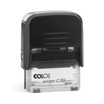 Штамп без крышки 38х14мм COLOP Printer C20 Compact