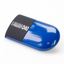 Оснастка для печати или штампа GRM Pocket D40 (D=40мм), с подушкой